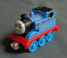 THOMAS DE TREIN & FRIENDS Take-N-Play HOLIDAY 8cm FISHER PRICE diecast Train toy