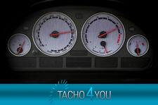 BMW Tachoscheiben 300 kmh Tacho E39 Benzin M5 ALU 3313 Tachoscheibe km/h X5