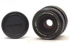 @ Ship in 24 Hrs @ Excellent! @ Fuji EBC X-Fujinon W 35mm f2.8 DM Fujica AX Lens