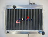 3 Row Aluminum Radiator for Datsun 1600 Manual MT