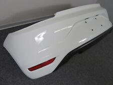 Original VW Stoßstange hinten Heckstoßstange Scirocco Facelift weiß LC9A