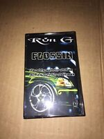 DJ RON G Flossin RARE NYC 90s Hip Hop Mixtape Cassette Tape