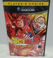 Dragon Ball Z: Budokai (Nintendo GameCube, 2003) NEW SEALED SMALL TEAR @ BOTTOM