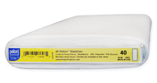 "Pellon 40 Midweight Stabilizer Interfacing 20"" Wide By the yard"