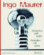 Ingo Maurer: Designing with Light - LikeNew  - Hardcover