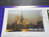 FRANCE, 2009, timbre MONDE 331 neuf** AUTOADHESIF, NOTRE DAME DE PARIS