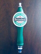 Heineken Beer Tap sign Handle tapper Kegerator Faucet Man cave Bar