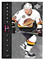 1995-96 Pavel Bure Upper Deck Freeze Frame Insert - Vancouver Canucks