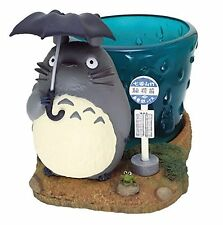 My Neighbor Totoro Planter Cover Delivery on a rainy day Studio Ghibli Japan