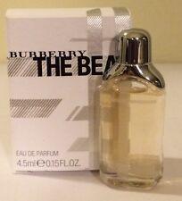 Burberry The Beat Eau De Parfum Collectible MINIATURE ~0.15oz/4.5ml~NIB