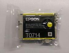 Epson t0714 amarillo guepardo sx100 sx110 sx200 sx205 sx210 sx215 sx400 sx510 sx610