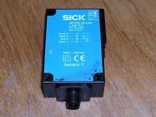 SICK WT27L-2F430 1016019 / 1 016 019 Photoelectric Laser proximity sensor !READ!