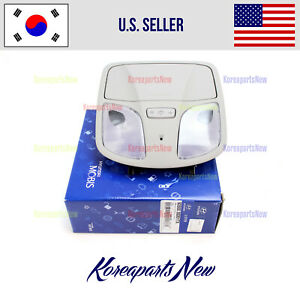 Overhead Console Dome Light GRAY ⭐GENUINE⭐ Hyundai Sonata 2011-2014