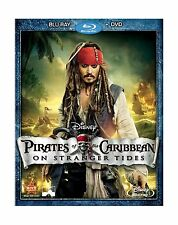 Pirates of the Caribbean: On Stranger Tides (Two-Disc Blu-ray /... Free Shipping