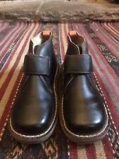 Boden Boys Desert Boots Brown Leather Uk 4 Eu 37