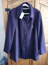 ladies size 18 coat (BNWT) by Evans