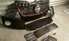 VW Golf MK5 GTI GRILL SET COMPLETE UK STOCK FOG LIGHTS NOT INCLUDED