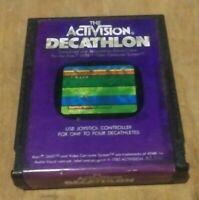 Activision Decathlon (Atari 2600, 1983)