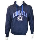 XXL Chelsea Sudadera de Futbol Azul Marino Escudo Jersey Regalo
