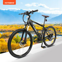 Electric Bicycle Mountain Bike 36V 350W 27.5 inch Removable Battery HOTEBIKE