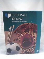 Life Pac Electives Homeschool Curriculum Kit-Art