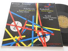 PROKOFIEV TCHAIKOVSKY NM- Ferenc Fricsay Berlin Symphony Decca DL-9737 Mono