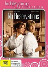 No Reservations - Indulgence Collection (DVD, 2009) Region 4 Used Like NEW
