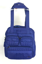 Lug Puddle Jumper Cobalt Blue Overnight Gym Duffel Bag Travel Gear Duffle