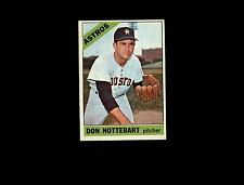 1966 Topps 21 Don Nottebart EX #D525517