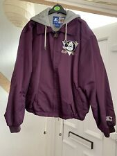 Starter NHL Mighty Ducks Vintage Bomber Jacket
