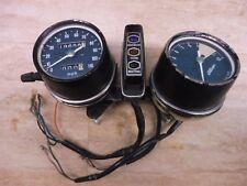 1974-76 Honda CB360T CB 360T Gauges Speedometer Tachometer PL129 +
