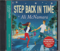 Ali McNamara Step Back In Time MP3 CD Audio Book Unabridged FASTPOST