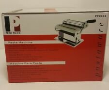 PASTA MACHINE by Prime Pacific 180 mm with Instruction Booklet