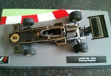 F1 Formula 1 Car Collection #5 1972	Lotus 72D	Emerson Fittipaldi