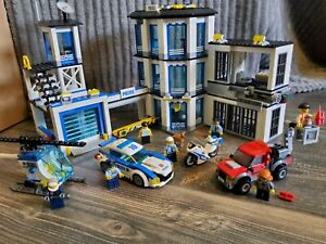 Lego City Police City 60141 Retired