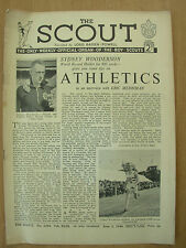 VINTAGE THE SCOUT MAGAZINE JUNE 3rd 1948 LORD BADEN-POWELL