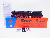 66098 Roco H0 04126A Locomotora Br 43 De DB En Caja Orig.