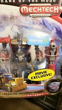 NEW TRANSFORMERS 3 DOTM LUNARFIRE OPTIMUS PRIME EXCLUSIVE DELUXE CLASS SEALED