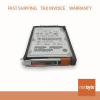EMC 900GB 10K SAS 6GBP/s 2.5 VNX2 005049809 VX-2S10-900 V3-2S10-900 V4-2S10-900