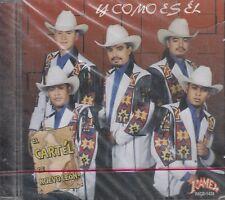 El Cartel De Nuevo Leon y Como Es El  CD New Sealed