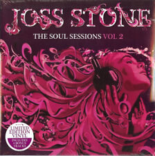 JOSS STONE The Soul Sessions Vol 2 VINYL ALBUM LIMITED EDITION +4 TRACKS SEALED