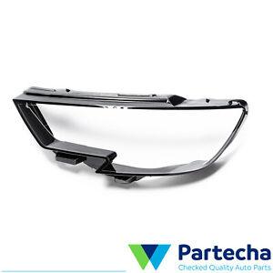 Headlamp Headlight glass Fits AUDI A3 2016 - 2019 8C0941773E Left