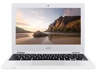 Acer CB3-131-C3KD Chromebook Intel Celeron N2840 (2.16 GHz) 2 GB DDR3L Memory 16