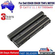 6/9 Cell Battery for Dell Latitude E5420 E5430 E5530 E6420 E6430 E6520 E6530