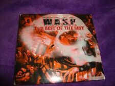 W.A.S.P.  digipak cd BEST OF THE BEST 1984-2000 free US shipping