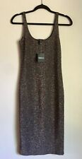 FOREVER 21 multicolor sparkle sheath dress - BRAND NEW with tags - women's small