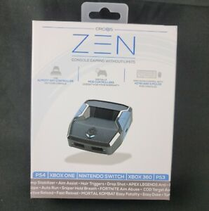 Cronus Zen Controller Emulator FACTORY SEALED Brand New SOLD OUT IN HAND