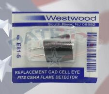 NEW!! WESTWOOD E81-5 CAD CELL EYE ONLY FITS C554A FLAME DETECTOR