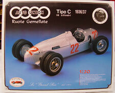 Revival 1:20 - Auto Union typc Mountain Race Hans Stuck Kit DIECAST KIT-NEW