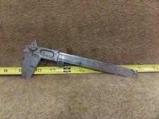 Vintage SEARS  USA Caliper Machinist Gauge No. 9-4022
